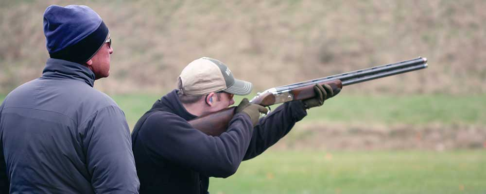 Home Skeet Shooting Coach Todd Bender Performance Systems
